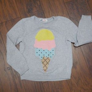 H&M sweater size 3T